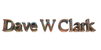 Create 3D Text - Free Image Editor Online - Dave W Clark