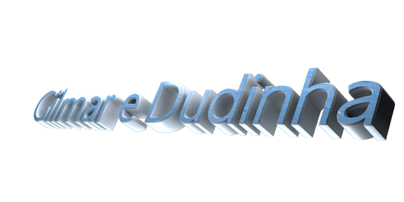 Create 3D Text - Free Image Editor Online - Gilmar e Dudinha