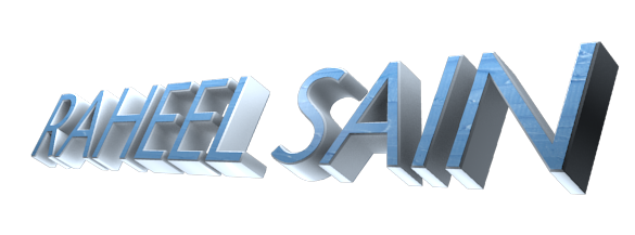 3D Text Maker - Free Online Graphic Design - RAHEEL SAIN