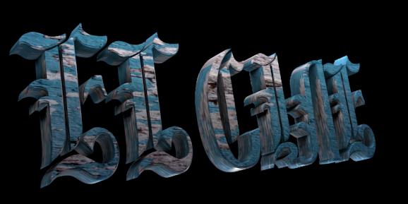 3D Text Maker - Free Online Graphic Design - EL GINE