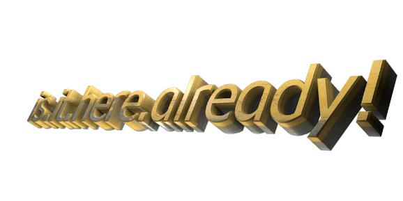 Create 3D Text - Free Image Editor Online - is.it.here.already!