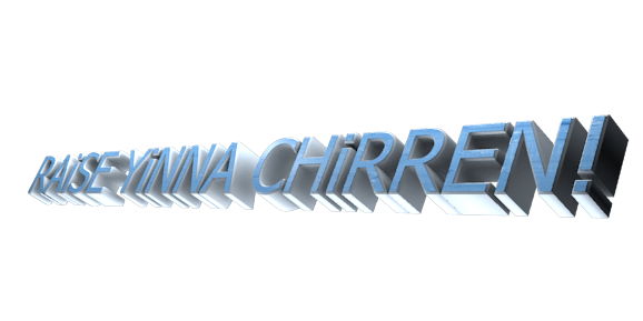 Make 3D Text Logo - Free Image Editor Online - RAiSE YiNNA CHiRREN!