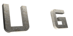 3D Text Maker - Free Online Graphic Design - U      G