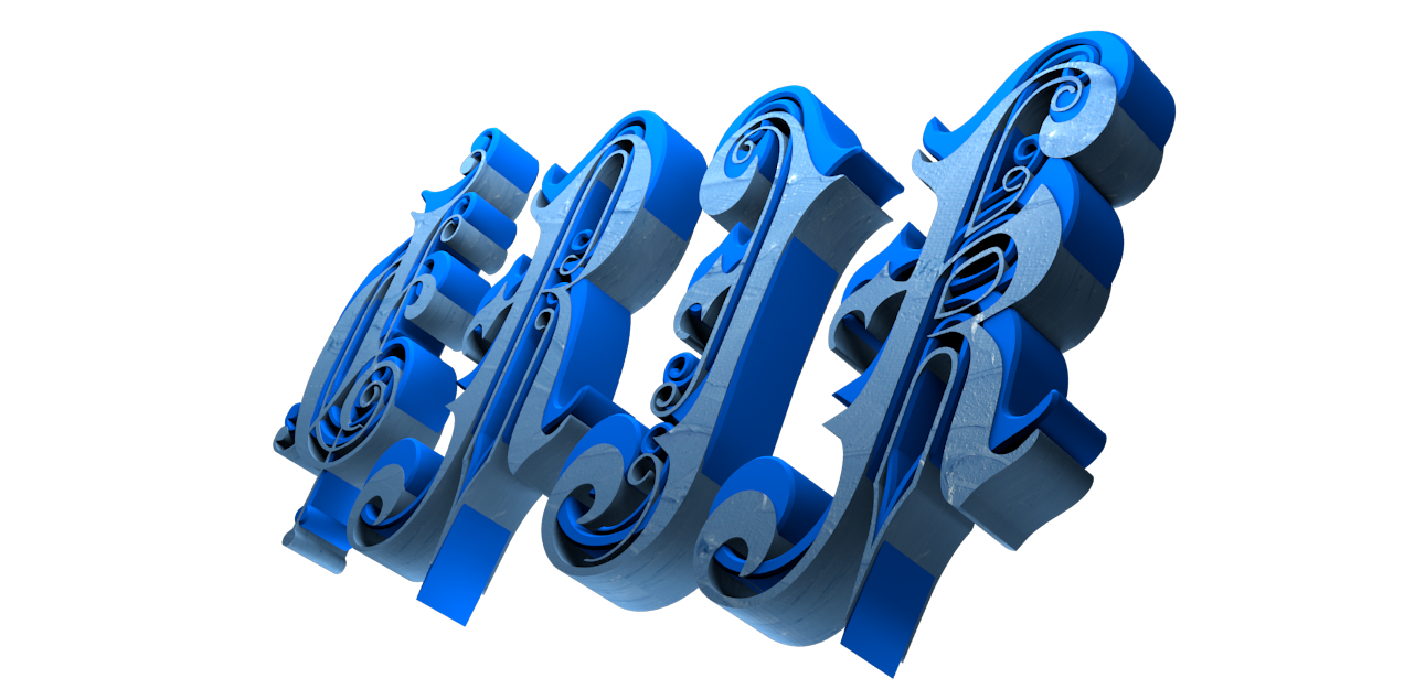 Make 3D Text Logo - Free Image Editor Online - ERIK