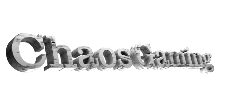 Make 3D Text Logo - Free Image Editor Online - Chaos Gaming