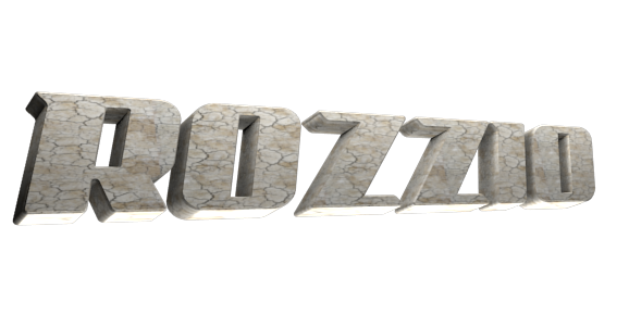 Make 3D Text Logo - Free Image Editor Online - ROZZIO