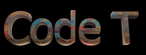 3D Logo Maker - Free Image Editor - Code T
