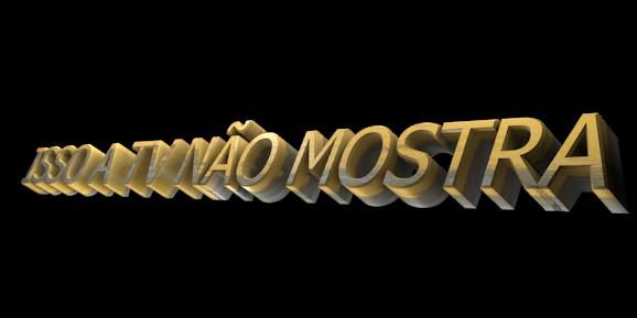 3D Logo Maker - Free Image Editor - ISSO A TV NÃO MOSTRA