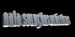Create 3D Text - Free Image Editor Online - Naia Soluções Elétricas