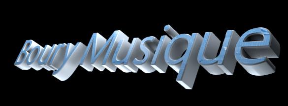 3D Text Maker - Free Online Graphic Design - Boury Musique