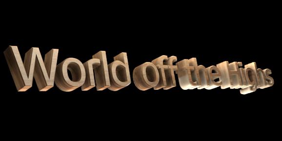 3D Logo Maker - Free Image Editor - World off the Highs