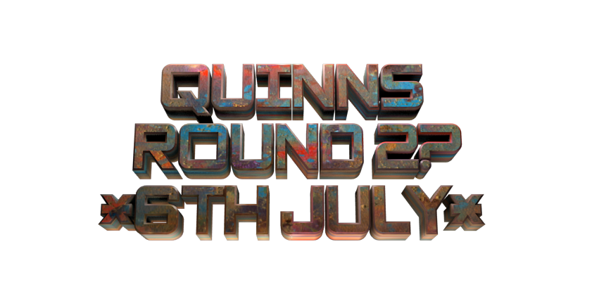 3D Logo Maker - Free Image Editor - QUINNS ROUND 2?*6TH JULY*