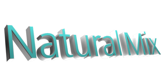 Make 3D Text Logo - Free Image Editor Online - Natural Mix