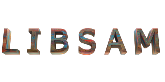 Create 3D Text - Free Image Editor Online - L I B S A M