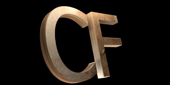 Make 3D Text Logo - Free Image Editor Online - CF