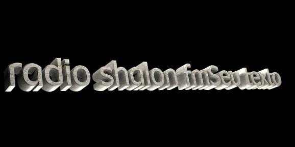 Create 3D Text - Free Image Editor Online - radio shalon fmSeu texto