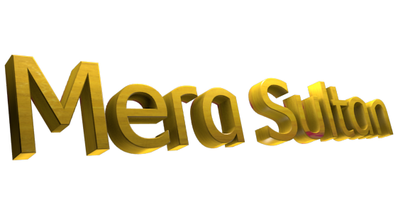 Create 3D Text - Free Image Editor Online - Mera Sultan