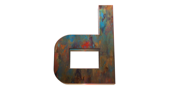 3D Text Maker - Free Online Graphic Design - d