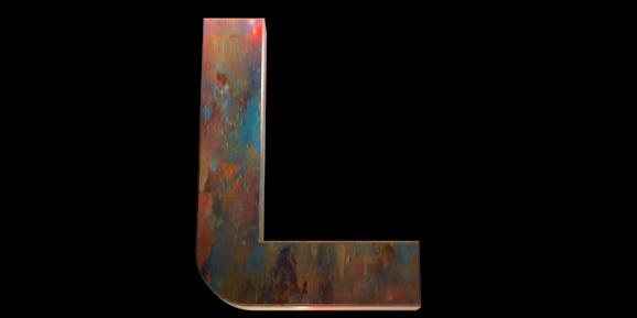 3D Text Maker - Free Online Graphic Design - L