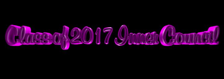 3D Text Maker - Free Online Graphic Design - Class of 2017 Inner ...