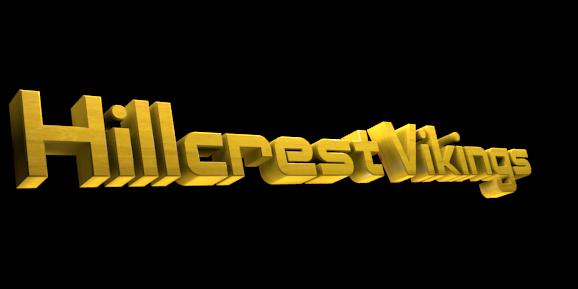 3D Logo Maker - Free Image Editor - Hillcrest Vikings