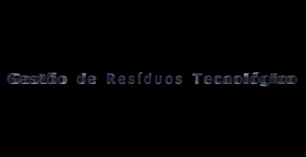 Create 3D Text - Free Image Editor Online - Gestão de Resíduos Tecnológico