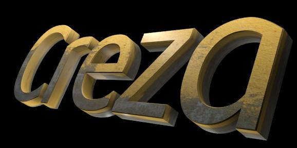 Make 3D Text Logo - Free Image Editor Online - Creza
