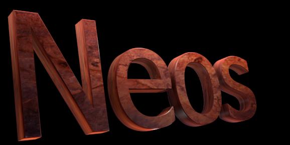 Make 3D Text Logo - Free Image Editor Online - Neos