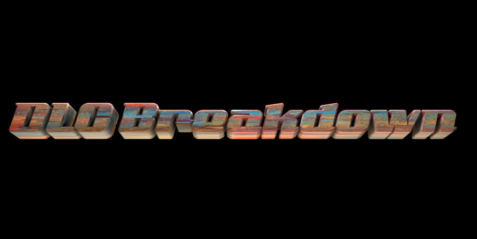 Create 3D Text - Free Image Editor Online - DLC Breakdown