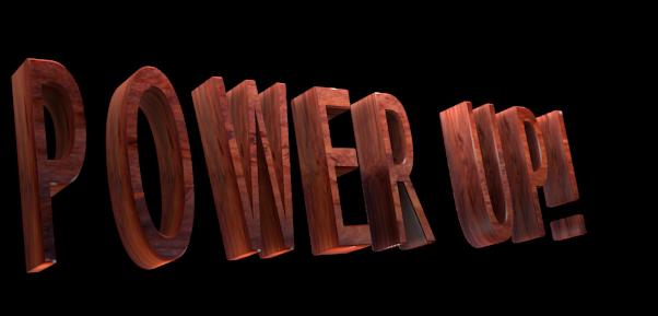 3D Logo Maker - Free Image Editor - POWER UP!