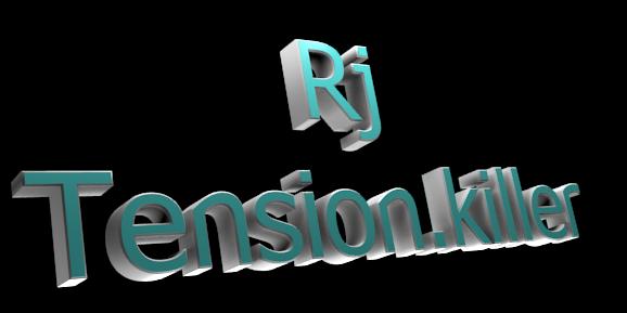3D Text Maker - Free Online Graphic Design - Rj Tension.killer