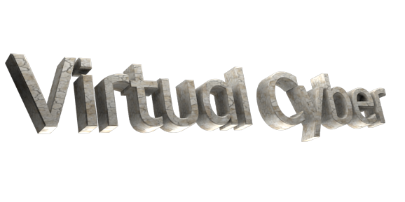 3D Text Maker - Free Online Graphic Design - Virtual Cyber