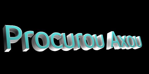 3D Text Maker - Free Online Graphic Design - Procurou Axou