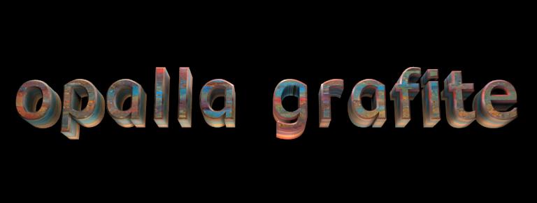 Make 3D Text Logo - Free Image Editor Online - opalla grafite