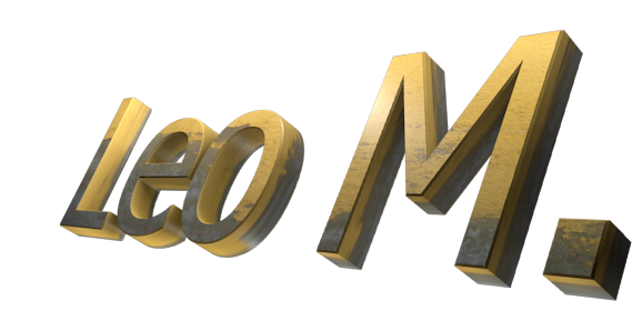 Make 3D Text Logo - Free Image Editor Online - Leo M.