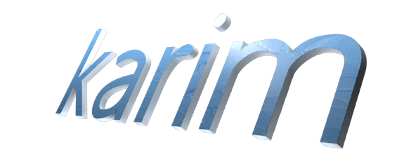 3D Text Maker - Free Online Graphic Design - karim