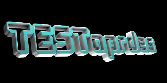 3D Logo Maker - Free Image Editor - TESTaprdes
