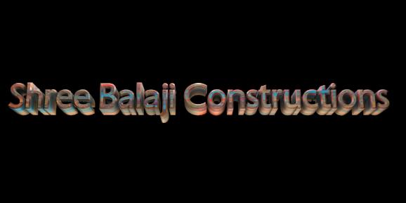3D Text Maker - Free Online Graphic Design - Shree Balaji Constructions