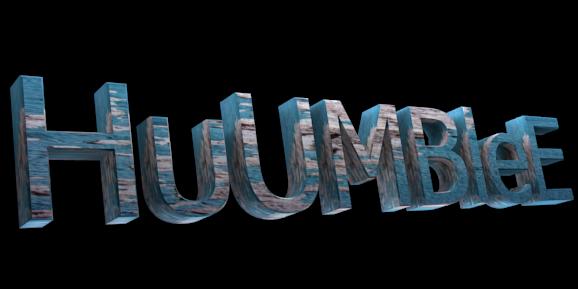 Make 3D Text Logo - Free Image Editor Online - HuUMBleE