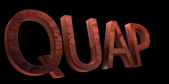 Make 3D Text Logo - Free Image Editor Online - QUAP