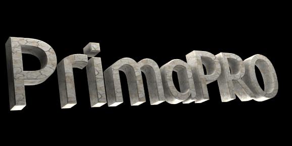 3D Text Maker - Free Online Graphic Design - PrimaPRO