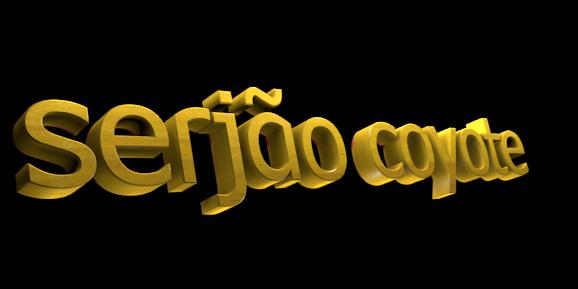 Make 3D Text Logo - Free Image Editor Online - serjão coyote