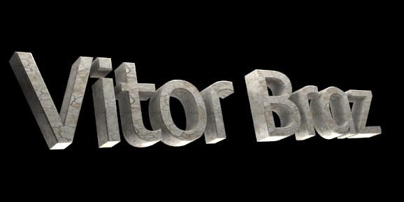 3D Logo Maker - Free Image Editor - Vitor Braz