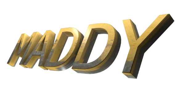 Make 3D Text Logo - Free Image Editor Online - MADDY