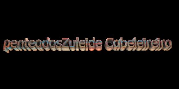 Make 3D Text Logo - Free Image Editor Online - penteadosZuleide Cabeleireira