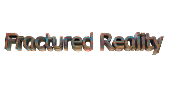 Create 3D Text - Free Image Editor Online - Fractured Reality