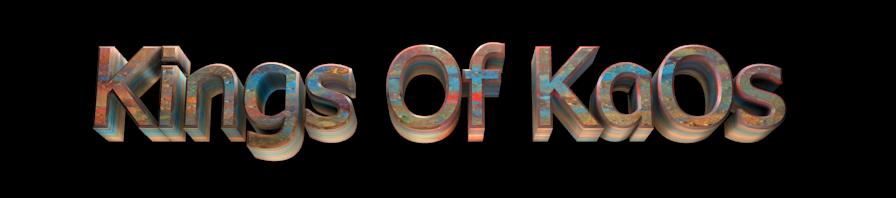 3D Logo Maker - Free Image Editor - Kings Of KaOs