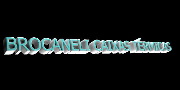 3D Text Maker - Free Online Graphic Design - BROCANELI CAIXAS TÉRMICAS