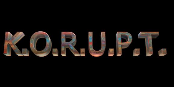 Make 3D Text Logo - Free Image Editor Online - K.O.R.U.P.T.