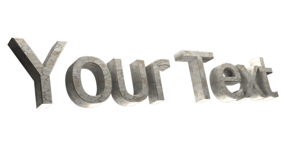 Create 3D Text - Free Image Editor Online - Your Text